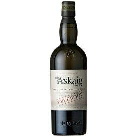 ウイスキー ポートアスケイグ 100プルーフ 57.1度 700ml (79649) ザ スペシャリティ ドリンクス社 洋酒 Whisky(77-5)