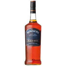 ウイスキー ボウモア ブラックロック 1000ml (35-2)(79508) 洋酒 Whisky