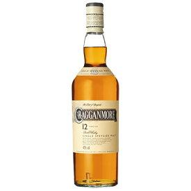 ウイスキー クラガンモア 12年 700ml☆ (70049) ■ 洋酒 Whisky(34-4)