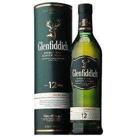 ウイスキー グレンフィディック 12年 スペシャルリザーブ 700ml (21-3)(79580) 洋酒 Whisky あす楽