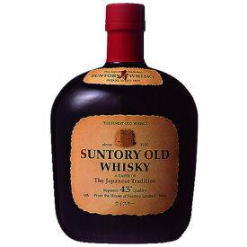 ウイスキー サントリー オールド 700ml (13070) 洋酒 Whisky(23-2)