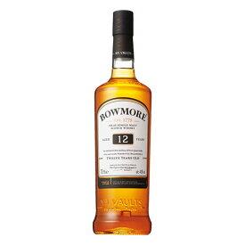 ウイスキー ボウモア 12年 700ml あす楽 (32-3)(70101) 洋酒 Whisky