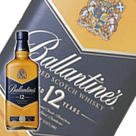 ウイスキー バランタイン ブルー12年 700ml あす楽(70337) 洋酒 Whisky(21-3)