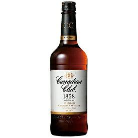 ウイスキー カナディアンクラブ スタンダード 700ml (70934) 洋酒 Whisky(21-4)