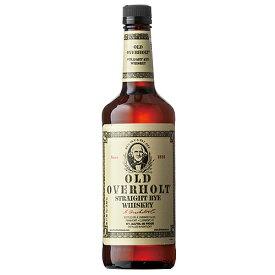 ウイスキー オールド オーバーホルト ライ 750ml (71342) 洋酒 Whisky(21-3)