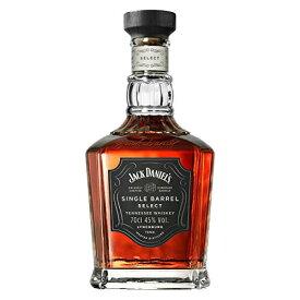 ウイスキー ジャックダニエル シングル バレル 750ml (71346) 洋酒 Whisky(34-2)