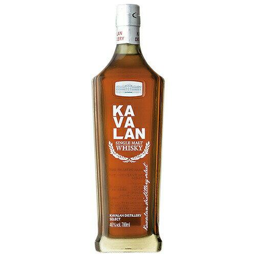 ウイスキー カバラン ディスティラリー セレクト 700ml (77-1)(71901) 洋酒 Whisky