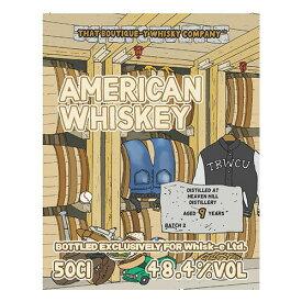 ウイスキー マスターオブモルト ブティックウイスキー ヘブンヒル バッチ2 9年 500ml (77736) 洋酒 Whisky(77-5)