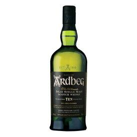 ウイスキー アードベッグ TEN (10年) 箱付 700ml (79571) 洋酒 Whisky(34-5)