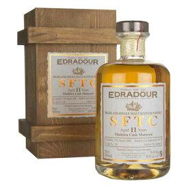 ウイスキー エドラダワー SFTC マデイラマチュアード 11年 500ml (79609) 洋酒 Whisky(77-5)