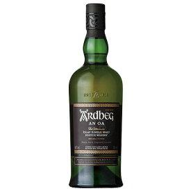 ウイスキー アードベッグ アン オー 箱付 700ml (35-4)(79611) 洋酒 Whisky