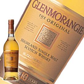 ウイスキー グレンモーレンジ オリジナル 10年 700ml (79815) ■ 洋酒 Whisky(22-4)