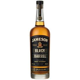 ウイスキー ジェムソン ブラック バレル 700ml (21-3)(70903) 洋酒 Whisky
