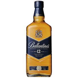 ウイスキー バランタイン ブルー12年 700ml (70337) 洋酒 Whisky(21-3)