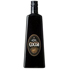 リキュール テキーラローズ ココア クリーム 750ml (74795) liqueur カクテル(73-1)