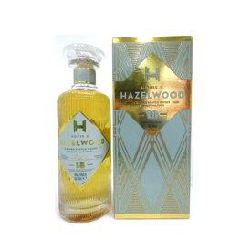 ウイスキー ハウス オブ ヘーゼルウッド 18年 500ml (79622) 洋酒 Whisky(77-5)