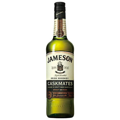 ウイスキー ジェムソン カスクメイツ クラフトビアバレル 700ml (22-5)(70899) 洋酒 Whisky