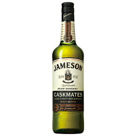 ウイスキー ジェムソン カスクメイツ クラフトビアバレル 700ml (70899) 洋酒 Whisky(22-5)
