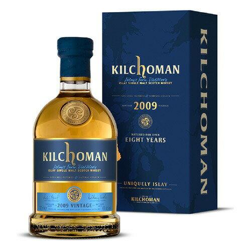 キルホーマン 2009 8年 700ml (77-05)