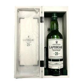 ウイスキー ラフロイグ 25年 カスクストレングス 700ml (70081) 洋酒 Whisky(28-0)