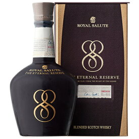 ウイスキー ロイヤルサルート 21年 エターナル リザーブ 700ml (77-1)(70370) 洋酒 Whisky