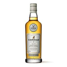 ウイスキー ゴードン&マクファイル(G&M) リンクウッド 15年 700ml (79726) 洋酒 Whisky(36-0)
