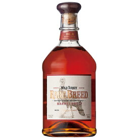 ウイスキー ワイルドターキー レア ブリード 700ml (71310) 洋酒 Whisky(35-5)