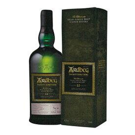 ウイスキー アードベッグ トゥエンティー サムシング 22年 700ml (80)(79613) 洋酒 Whisky