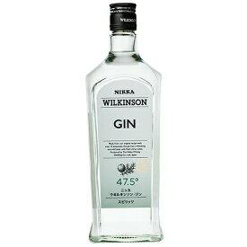 ジン ウィルキンソン ジン 47.5度 (緑) 720ml (25-2)(73378) スピリッツ gin