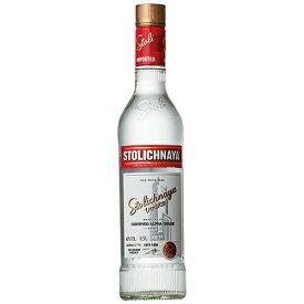 ウォッカ ストリチナヤ レッド 40度 500ml (73509) スピリッツ vodka(25-2)