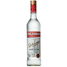 ウォッカ ストリチナヤ レッド 40度 750ml (25-2)(73514) スピリッツ vodka あす楽