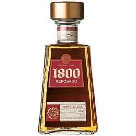 テキーラ クエルボ 1800 レポサド 700ml (73602) スピリッツ tequila(34-5)