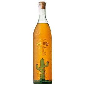 テキーラ ポルフィディオ テキーラ アネホ 緑色サボテン入り 700ml (26-5)(73647) スピリッツ tequila