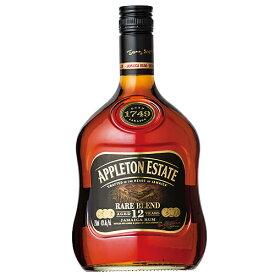 ラム アプルトン エステート エクストラ ラム 12年 750ml (73711) スピリッツ rum(26-6)