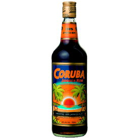 ラム コルバ ジャマイカ ダーク ラム 750ml (25-6)(73753) スピリッツ rum