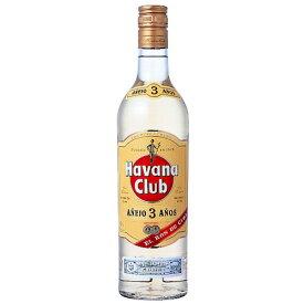 ラム ハバナ クラブ ライト 3年 700ml (73766) スピリッツ rum(33-4)