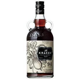 ラム クラーケン ブラック スパイスド ラム 750ml (73-9)(73785) スピリッツ rum