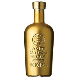 ジン ゴールド 999.9 ジン 700ml (73-4)(73333) スピリッツ gin
