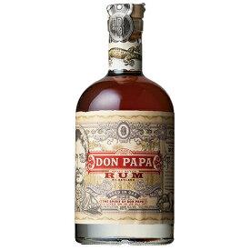 ラム ドンパパ ラム 700ml (73-9)(73722) スピリッツ rum