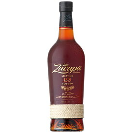 ラム ロンサカパ センテナリオ 23 ラム 750ml (25-5)(73848) スピリッツ rum