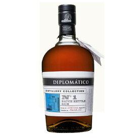 ラム ディプロマティコ ディスティラリーコレクション No.1 バッチケトル 700ml (76627) スピリッツ rum(73-6)