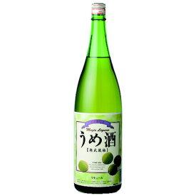 梅酒 麻原酒造 奥武蔵のうめ酒 10度 1800ml (30306) うめ酒 果実酒(78-6)