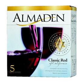 ワイン アルマデン クラシック レッド(赤) 5000ml (A1945) wine(53-0)