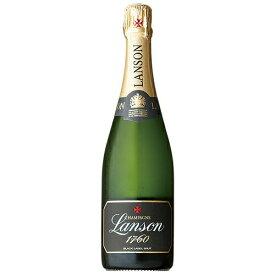 シャンパン ランソン ブラックラベル ブリュット 750ml (72-0)(C050) 泡 ワイン Champagne