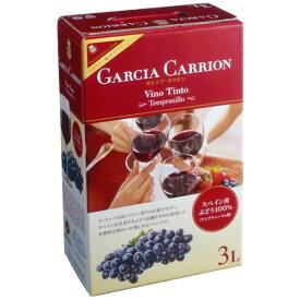 ワイン ガルシア カリオン テンプラニーリョ 赤 3000ml (B0452) wine(46-0)