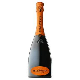 スパークリングワイン ベッラヴィスタ フランチャコルタ アルマ キュベブリュット 750ml (72-0)(C1941) 泡 Sparkling wine