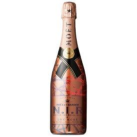 シャンパン モエ エ シャンドン ネクター アンペリアル ロゼ ドライ(N.I.R) 750ml (71-7)(C0089) 泡 ワイン Champagne