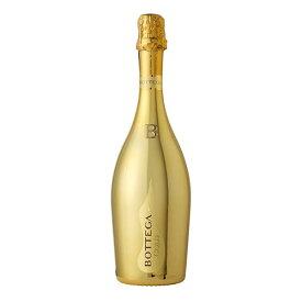 スパークリングワイン ボッテガ スプマンテ ゴールド 750ml (C850) 泡 Sparkling wine(72-0)