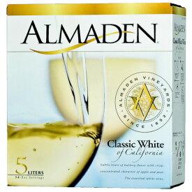 ワイン アルマデン クラシック ホワイト(白) 5000ml (53-0)(A1955) wine