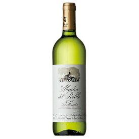 ワイン アユソ アバディア デ ロブレ 白 750ml (B0491) wine(48-0)
